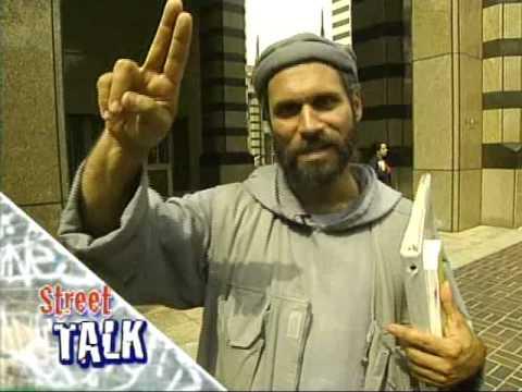 Street Talk 01- Fr. Stan Fortuna - Pray