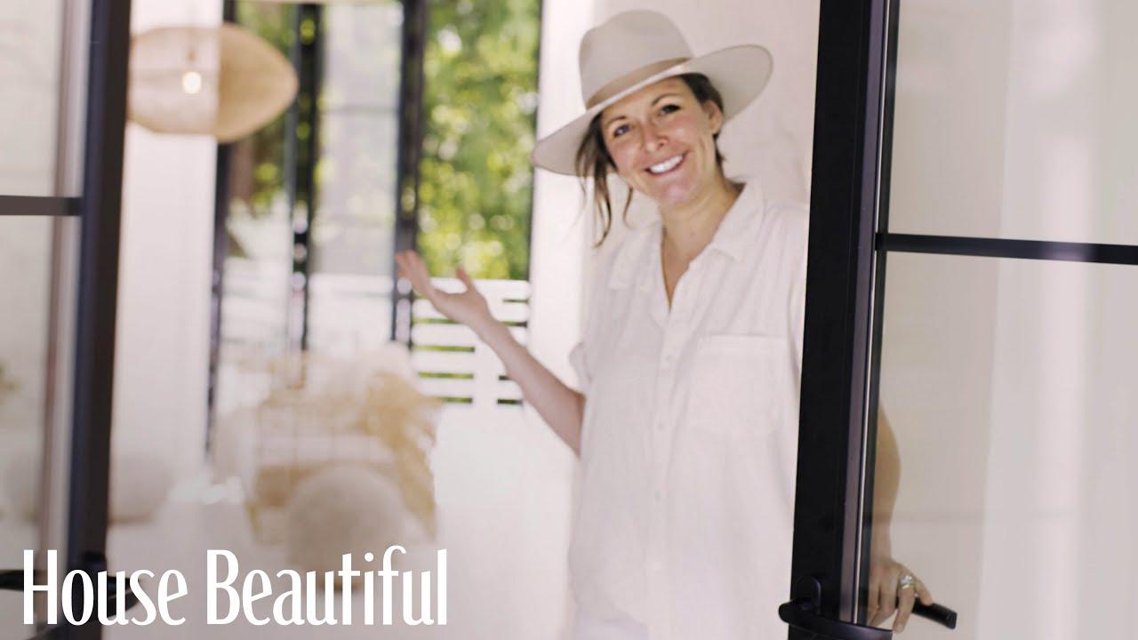 Inside Leanne Ford's Minimalist Retreat | House Beautiful