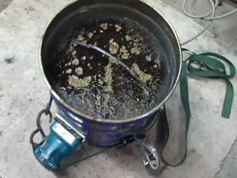 Testing A Homemade Ultrasonic Carb Cleaner At Www