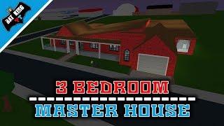 ROBLOX | Bloxburg: GROSSes Einfamilienhaus (162k) | Speed Build