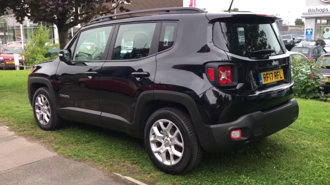 2017 Jeep Renegade Longitude 1 4 Black Rf17rfl
