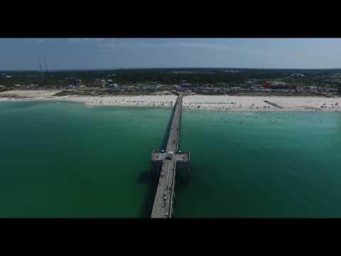 panama city beach Fl  whit my drone phantom 3 professional