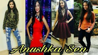 Video Anushka Sen New Photos With New Dresses By Online download MP3, 3GP, MP4, WEBM, AVI, FLV Mei 2018