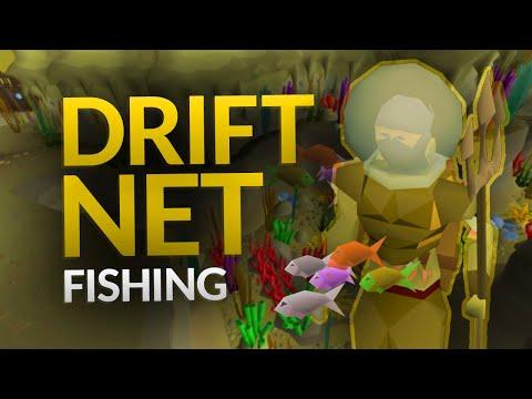 Drift Net Fishing - Fast Hunter & Fishing XP