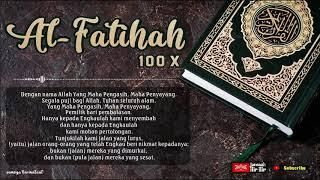 Download Lagu Surah Al Fatihah 100x mp3