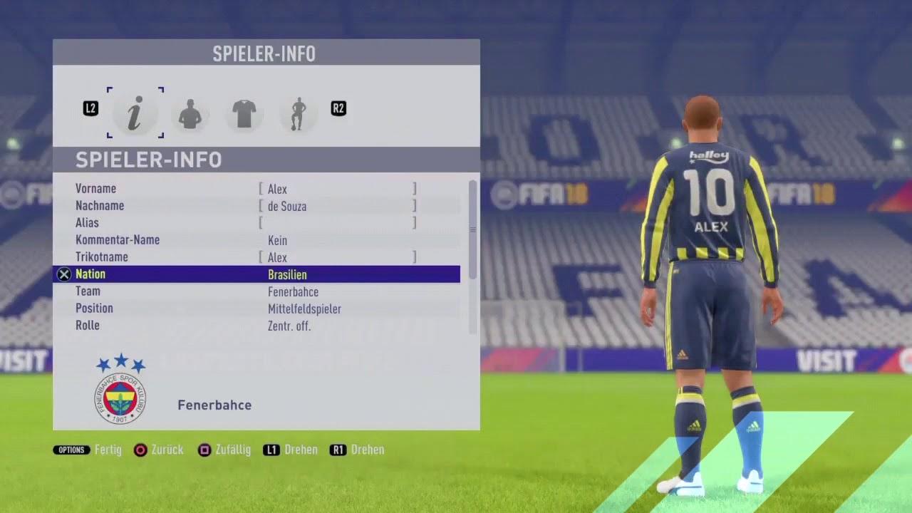 talentierte spieler fifa 18