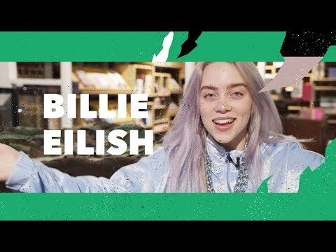Billie Eilish has THE BEST Advice for her Fans | Artist Adventures