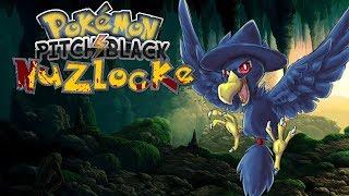TE PRZEDMIOTY TO GRUBA PRZESADA! - Pokemon Pitch Black Nuzlocke #3