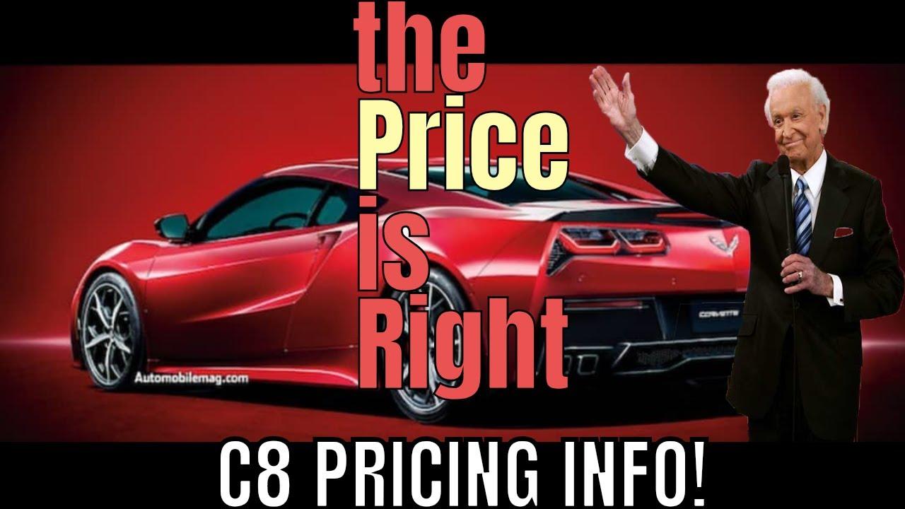 2020 Chevrolet C8 Corvette Stingray Vs. Its Predecessors