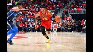 Atlanta Hawks Highlights Vs. Mavericks 2018   NBA Season 2018   10.24.18