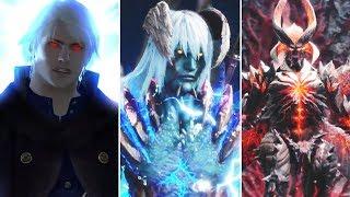 All Heroes Transformations 2001-2019 DMC1-DMC5 | Devil May Cry 5