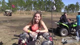 Hot Girl ATV Wreck - RYC