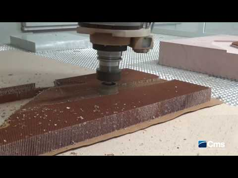 Honeycomb Cores Machining: the Winning Sinergy [ENG]