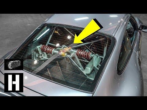 800hp Porsche 911 GT2 - With Backseat Suspension!?