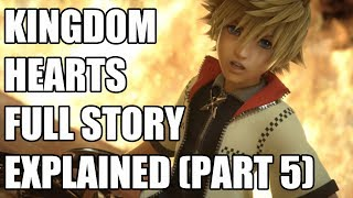 Kingdom Hearts 3D: Dream Drop Distance Story Explained - Before You Play Kingdom Hearts 3 (Part 5)