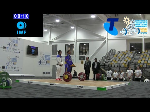 2017 Commonwealth & Oceania Championships - Day 1