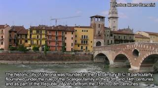 Verona is one of the main tourist destinations in northern italy.travel guide - english: http://www.travelguide-en.orgguia viagem português: http://www.gui...