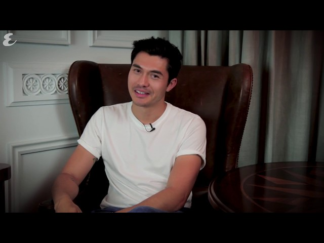 Quick Fire Quiz With \'Crazy Rich Asians\' Star Henry Golding