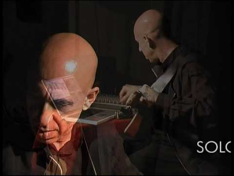 Elliott Sharp: The Velocity of Hue. Live in Cologne (trailer)
