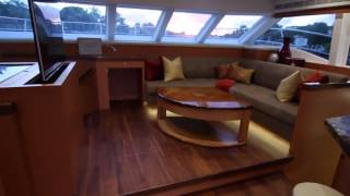Horizon PC52 Power Catamaran Full Tour