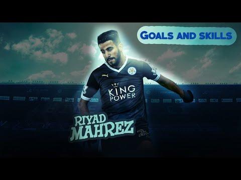 Riyad Mahrez ● Goals & Skills ● 2017