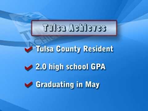 Tulsa Achieves Program - Free Money for Education
