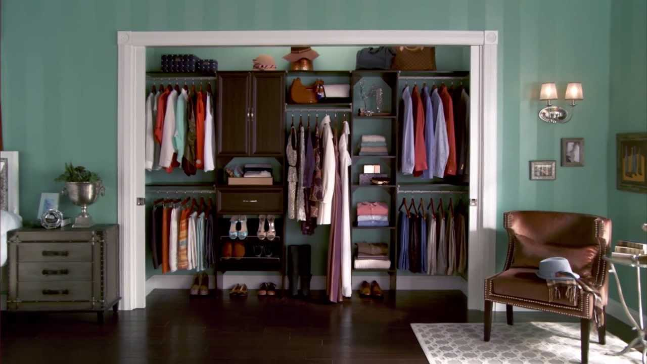ClosetMaid SuiteSymphony Espresso