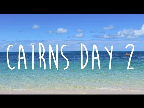 Australia Cairns Day 2 : Green Island