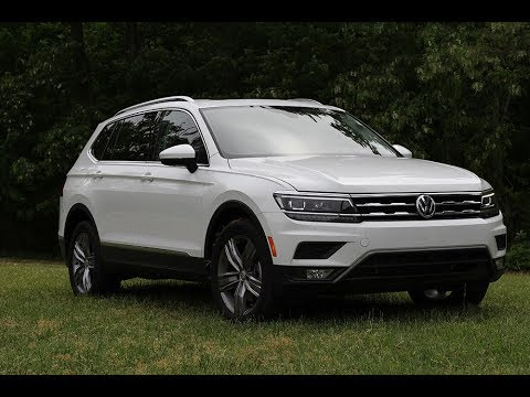 What Does Tiguan Mean >> 2018 Volkswagen Tiguan Review Clean But Not So Mean