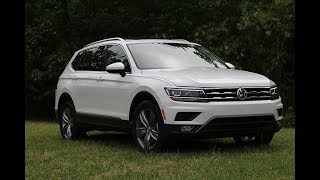 2018 Volkswagen Tiguan Review: Clean, But Not So Mean