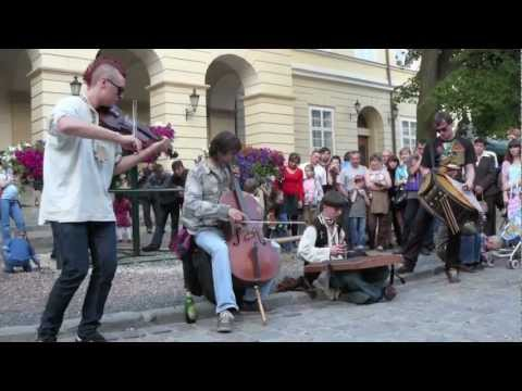 L'viv, Ukraine (L'vov) - A Beautiful City (720 HD)