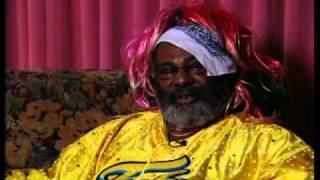 George Clinton Parliament Funkadelic - Interview