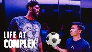 WORLD CUP MADNESS FEATURING JOEL EMBIID! | #LIFEATCOMPLEX