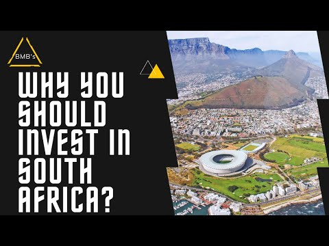 South Africa As An Investment Destination - South Africa FDI