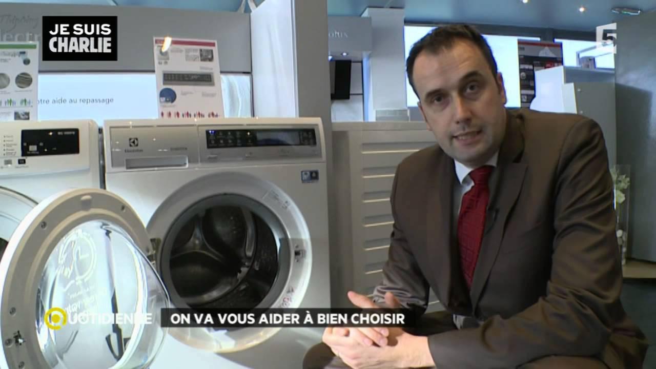 Machine laver comment choisir youtube - Comment choisir une machine a laver ...
