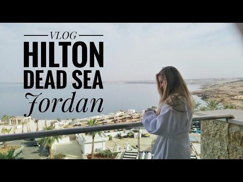 VLOG: HILTON DEAD SEA JORDAN. Иордания