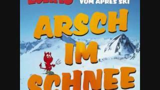 Arsch im Schnee - Lollies ! Apres Ski Version 2010 von ARSCH IM SAND ! thumbnail