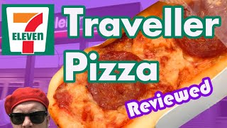 7-Eleven TRAVELLER PIZZA revie…