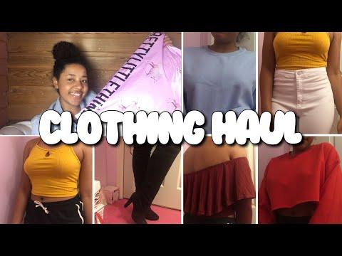 418da38fff Try-on clothing haul~ Pretty little thing