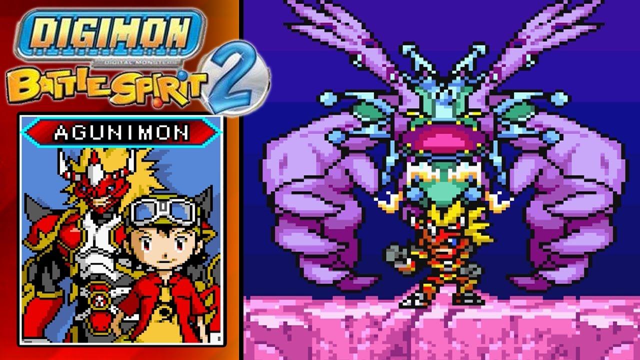 Digimon Battle Spirit 2 Rising Sun - 1P Mode Agunimon ''Cherubimon Boss'' - Part