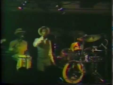 Gregory Isaacs [Live at My Fathers Place, Roslyn, 1980] (Full DVD)