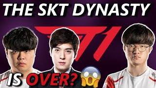 SKT's questionable 2020 Offseason - Is SKT's dynasty OVER?!?