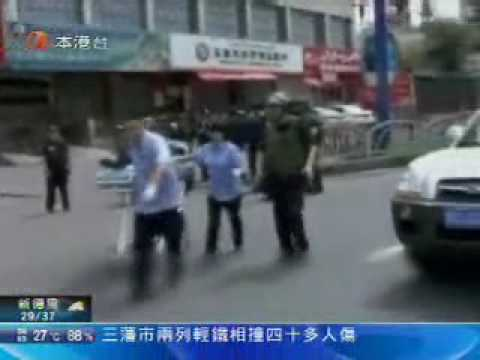 2 Uyghur terrorists shot down by Chinese police
