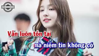 Liên khúc Remix karaoke Buồn Của Anh, Xin , Buồn Không Em, Để cho Anh Khóc