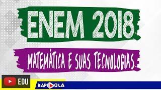 AO VIVO! CORREÇÃO DO ENEM 2018 PROVA DE MATEMÁTICA