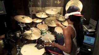 "Drum Cover : ""Ancient of Days"" By New Breed (HQ)"