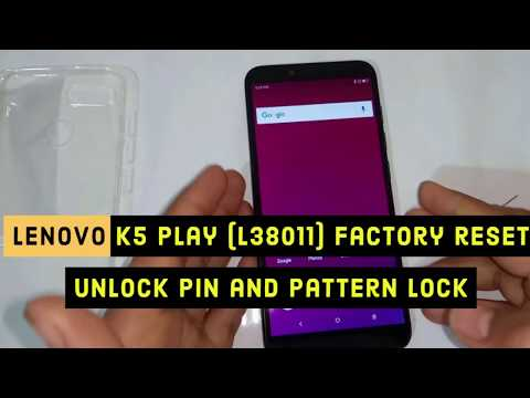Lenovo K5 Play Unlock Videos - Waoweo