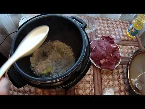 Отварить говядину в мультиварке