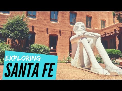 Exploring Historic Santa Fe, New Mexico 🚐💨 Full Time RV Living