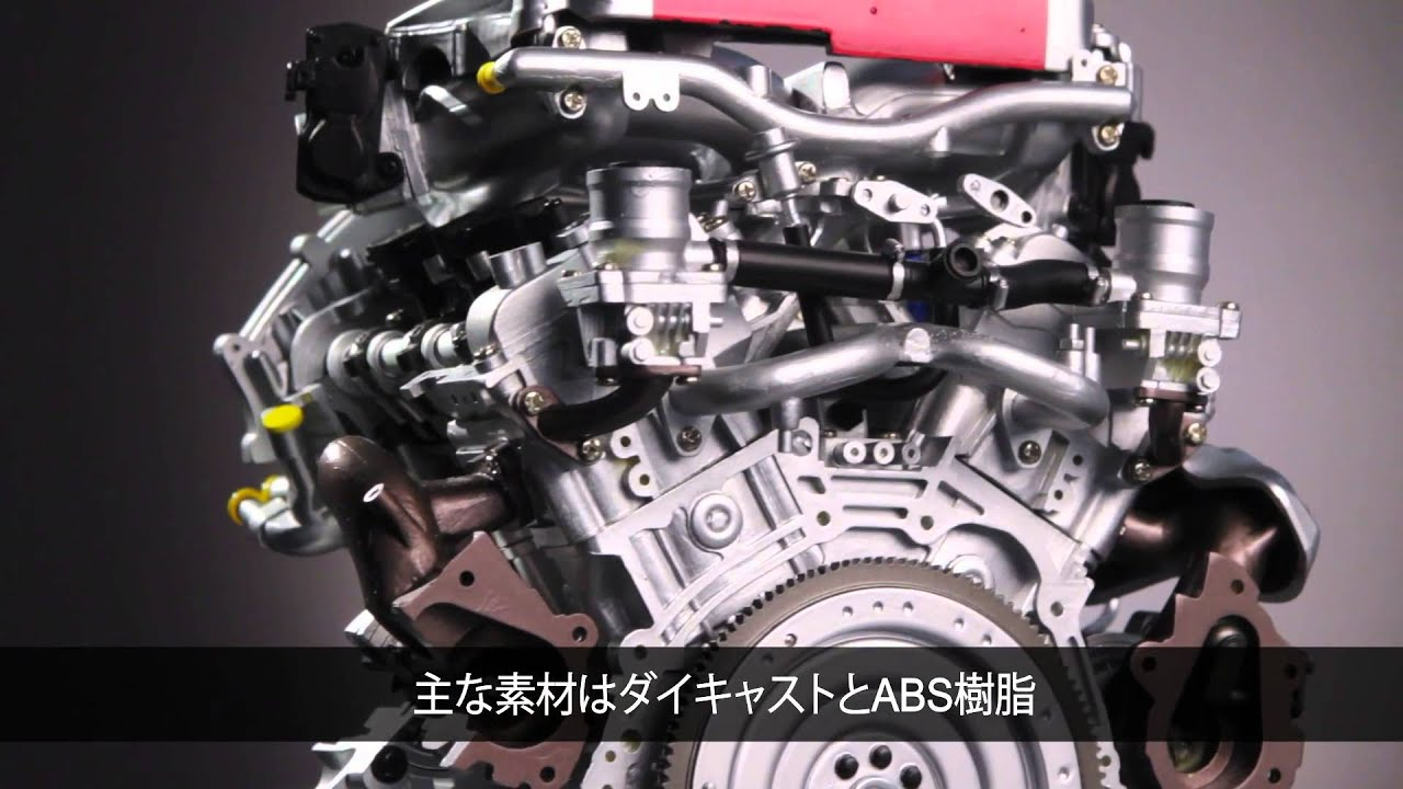 nissan gtr engine [ 1280 x 720 Pixel ]